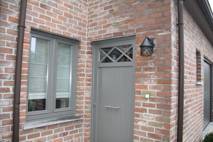 Ramen deuren renovatie hamme raemdonck pvc ramen nv ramen